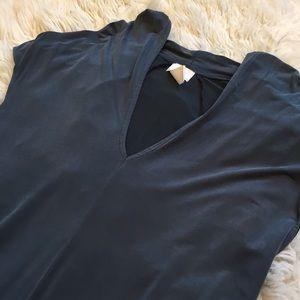 Slate grey tunic